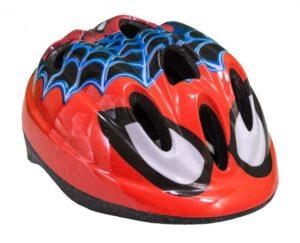 Toimsa Dětská cyklistická helma Spiderman