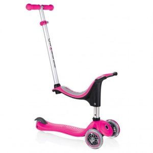 Globber GO-UP Sporty Neon Pink