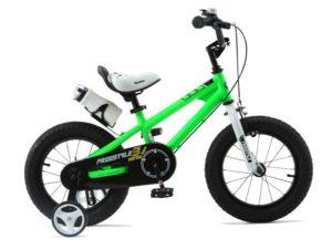 RoyalBaby Freestyle zelená 12