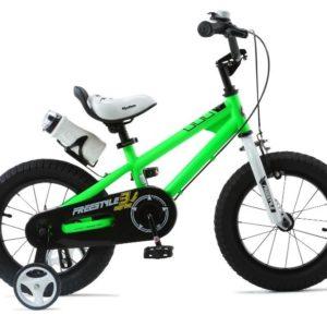 RoyalBaby Freestyle zelená 14