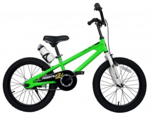 RoyalBaby Freestyle zelená 18