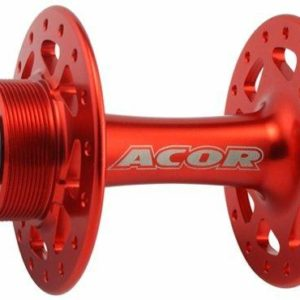 Acor náboj 36 děr zadní červený