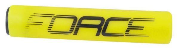 FORCE Madla SLICK silikonová žlutá (VÝPRODEJ)