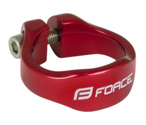 Force Objímka sedlovky na inbus 34.9mm Al