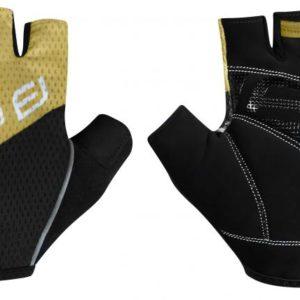 Force RIVA černo-zlaté rukavice