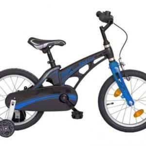 Koliken Biketek Magnesium černo-modré 16