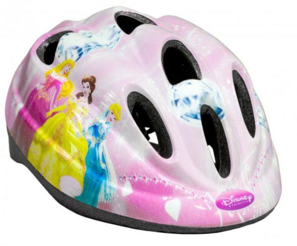 Toimsa Dětská cyklistická helma Princezny Disney