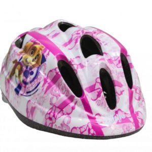 Toimsa Dětská cyklistická helma Tlapková Patrola dívčí