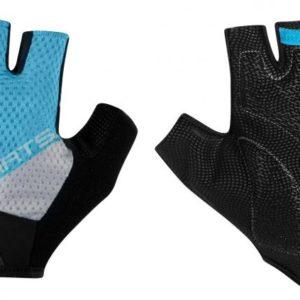Force DARTS gel modro-šedé rukavice bez zapínání