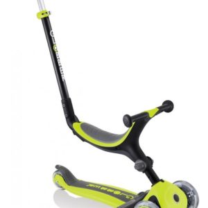 Globber Go Up Foldable Plus Lime Green