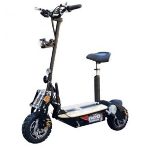 Nitro scooters Cruiser 2000 Gold Plus elektrická koloběžka + sedátko