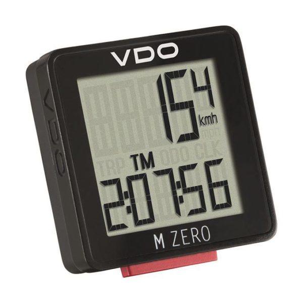 VDO M0 (ZERO) drátový cyklocomputer