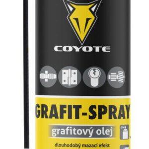 Coyote olej grafitový 400ml