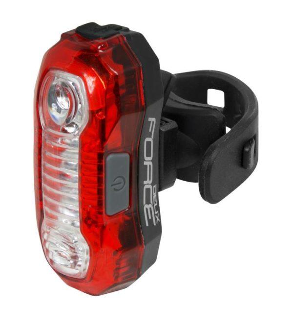 FORCE DEUX 5 LED zadní blikačka