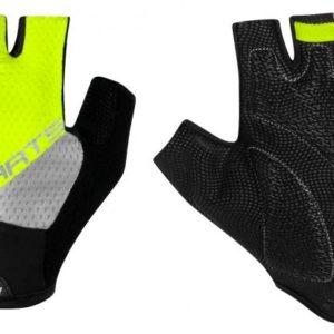 Force DARTS gel fluo-šedé rukavice bez zapínání