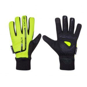 Force KID X72 fluo dětské rukavice zimní