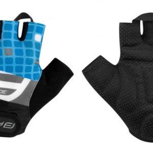 Force SQUARE modré rukavice