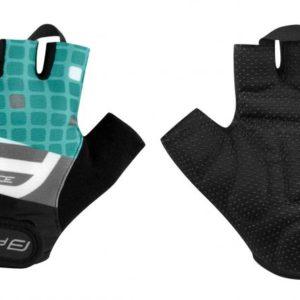 Force SQUARE tyrkysové rukavice