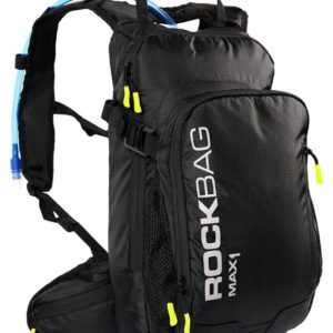 Max1 Rockbag černý cyklistický batoh