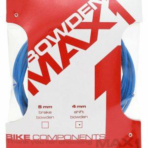 Max1 bowden 4 mm modrý balení 3 m