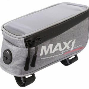 Max1 brašna Mobile One šedá