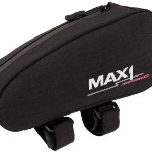 Max1 brašna Top Tube černá