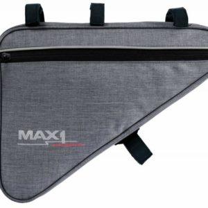 Max1 brašna Triangle XL šedá