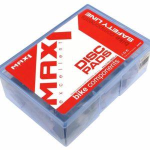 Max1 brzdové destičky Avid BB5 balení 25 párů