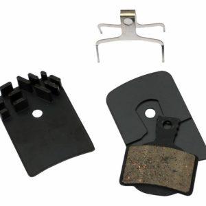 Max1 brzdové destičky Magura MT2/4/6/8 s chladičem