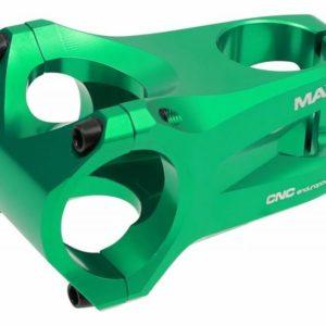 Max1 představec Enduro CNC 60/0°/35 mm zelený