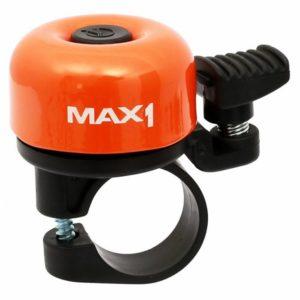 Max1 zvonek mini oranžový