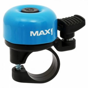 Max1 zvonek mini světle modrý