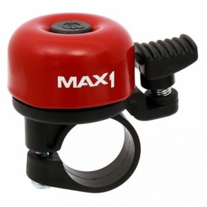 Max1 zvonek mini vínový