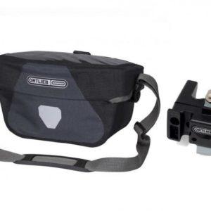 ORTLIEB Ultimate 6S Plus vodotěsná řidítková brašna + Mounting set se zámkem