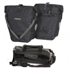 Ortlieb Back-roller Plus zadní brašny + Ortlieb Rack-Pack 31l
