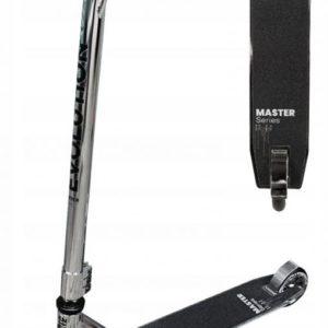 Raven Evo Master chrome 110mm freestyle koloběžka