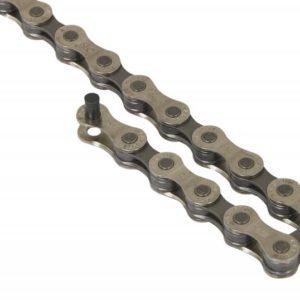 SHIMANO Řetěz SH CNHG71 stříbrný nebalený 8k