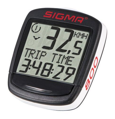 Sigma Baseline 800 cyklocomputer