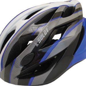 Sulov Rapid 2 modrá cyklistická helma