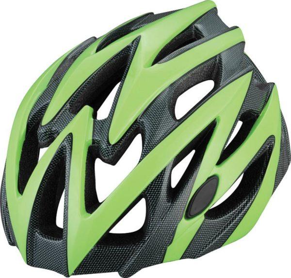 Sulov Ultra zelená cyklistická helma