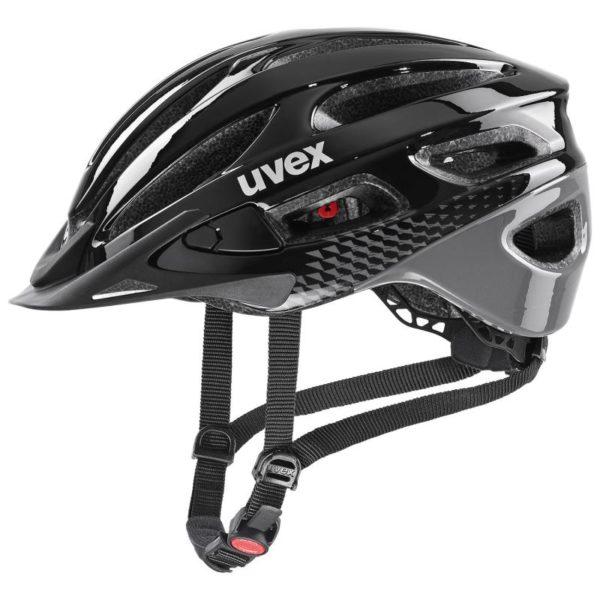 Uvex True Black/Grey 2021