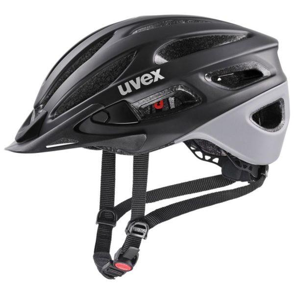 Uvex True Black/Grey matt 2021