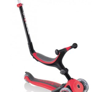 Globber Go Up Foldable Plus New Red