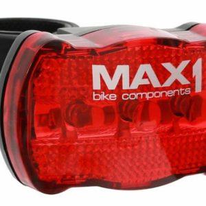 Max1 blikačka zadní Basic Line 3 LED